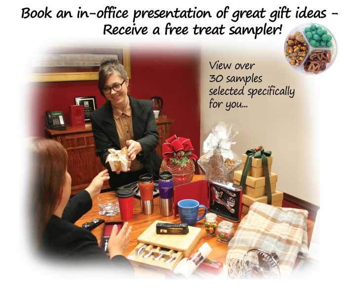 Book an in office presentation